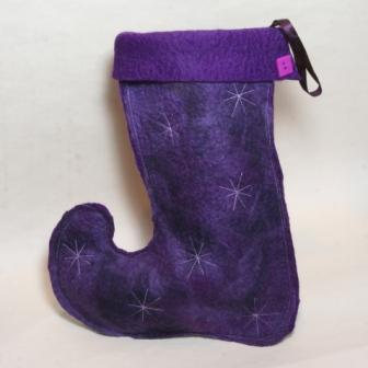 purple boot 1